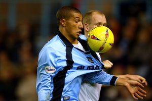 Nationwide League Division One - Coventry City v Preston North End
