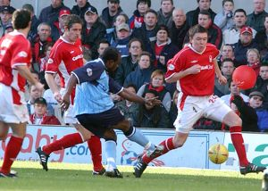 Nationwide League Division One - Nottingham Forest v Coventry City