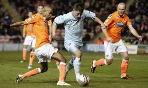 <b>31-01-2012 v Blackpool, Bloomfield Road</b><br>Selection of 15 items