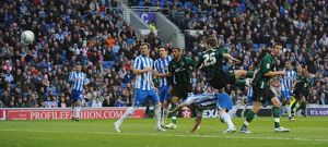 <b>26-11-2011 v Brighton and Hove Albion, AMEX Stadium</b><br>Selection of 30 items