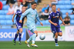 npower Football League Championship - Coventry City v Derby County - Ricoh Arena