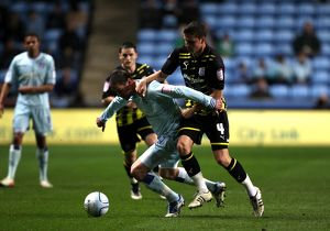 npower Football League Championship - Coventry City v Cardiff City - Ricoh Arena