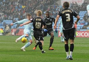 <b>04-02-2012 v Ipswich, Ricoh Arena</b><br>Selection of 34 items
