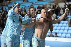 npower Football League Championship - Coventry City v Leeds United - Ricoh Arena