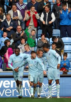 npower Football League Championship - Coventry City v Birmingham City - Ricoh Arena