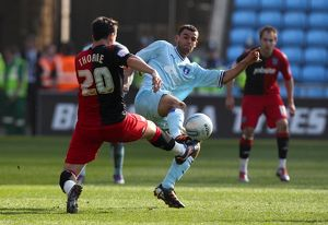 <b>24-03-2012 v Portsmouth, Ricoh Arena</b><br>Selection of 33 items