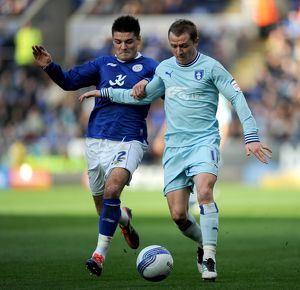 npower Football League Championship - Leicester City v Coventry City - The King Power