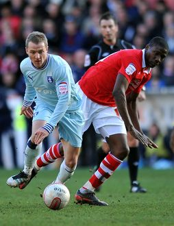 npower Football League Championship - Nottingham Forest v Coventry City - City Ground