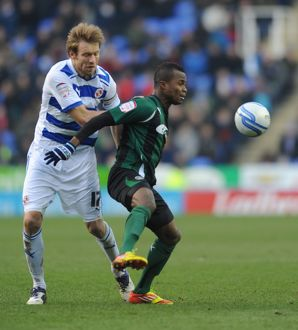 npower Football League Championship - Reading v Coventry City - Madejski Stadium