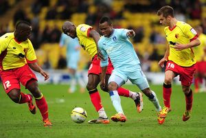 npower Football League Championship - Watford v Coventry City - Vicarage Road