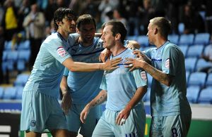 npower Football League One - Coventry City v Sheffield United - Ricoh Arena