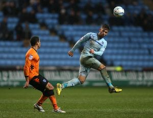 npower Football League One - Coventry City v Portsmouth - Ricoh Arena