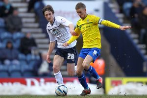npower Football League One - Preston North End v Coventry City - Deepdale