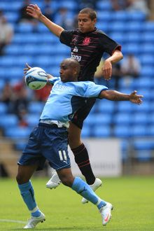 Pre Season Friendly - Coventry City v Everton - Ricoh Arena