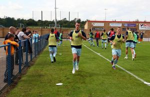 Pre Season Friendly - Hinckley United v Coventry City - De Montfort Park