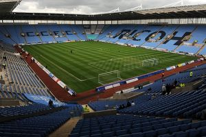 The Ricoh Arena, Home to Coventry City F.C