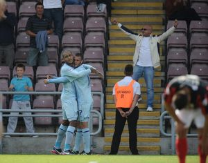 <b>Sky Bet Championship : Coventry City v Preston North End : Sixfields Stadium : 25-08-2013</b><br>Selection of 7 items
