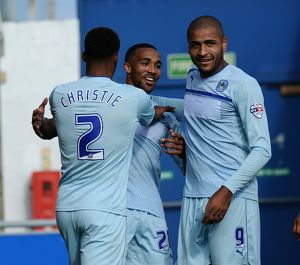 Sky Bet Football League One - Coventry City v Colchester United - Sixfields Stadium