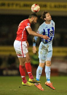 Sky Bet League One - Barnsley v Coventry City - Oakwell