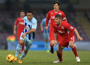 <b>Sky Bet League One : Coventry City v Crawley Town : Sixfields Stadium : 12-01-2014</b><br>Selection of 4 items