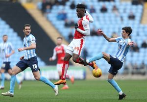 Sky Bet League One - Coventry City v Fleetwood Town - Ricoh Arena