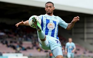 <b>Sky Bet League One : Coventry City v Milton Keynes Dons : Sixfields Stadium : 05-04-2014</b><br>Selection of 9 items