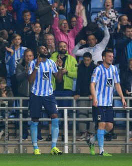 Sky Bet League One - Coventry City v Southend United - Ricoh Arena