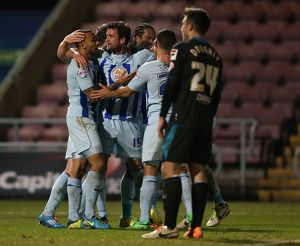 Sky Bet League One - Coventry City v Stevenage - Sixfields Stadium