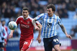 Sky Bet League One - Coventry City v Swindon Town - Ricoh Arena