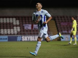<b>Sky Bet League One { Coventry City v Walsall : Sixfields Stadium : 05-03-2014</b><br>Selection of 12 items