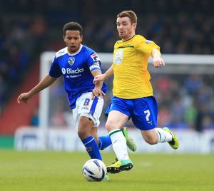 Sky Bet League One - Oldham Athletic v Coventry City - Boundary Park