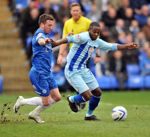 Sky Bet League One - Peterborough United v Coventry City - London Road Stadium