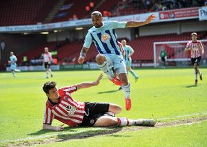 Sky Bet League One - Sheffield United v Coventry City - Bramall Lane