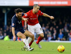 Sky Bet League One - Southend United v Coventry City - Roots Hall