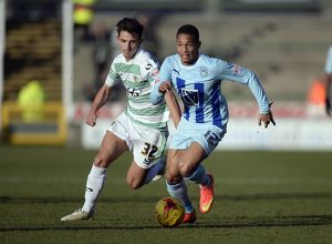 Sky Bet League One - Yeovil Town v Coventry City - Huish Park
