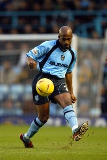 Soccer - Nationwide League Division One - Coventry City v Preston North End