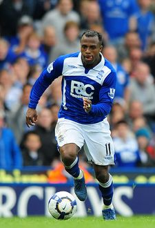 Barclays Premier League - Birmingham City v Burnley - St. Andrew's
