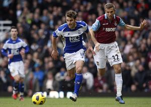 Barclays Premier League - West Ham United v Birmingham City - Upton Park