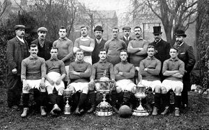 Birmingham Team Group - 1905
