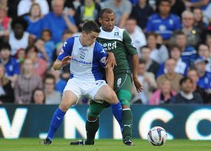 Capital One Cup - First Round - Birmingham City v Plymouth Argyle - St. Andrew's