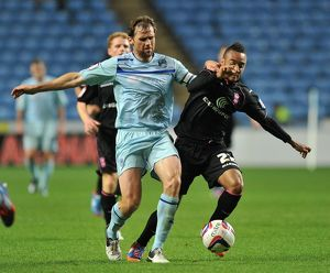 Capital One Cup - Second Round - Coventry City v Birmingham City - Ricoh Arena