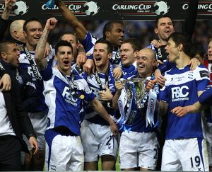 Carling Cup - Final - Arsenal v Birmingham City - Wembley Stadium
