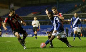 Emirates FA Cup - Birmingham City v AFC Bournemouth - Third Round - St. Andrews