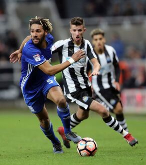 Emirates FA Cup - Third Round Replay - Newcastle United v Birmingham City - St James'