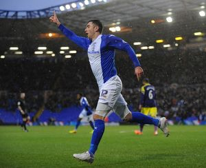 FA Cup - Fourth Round - Birmingham City v Swansea City - St. Andrew's