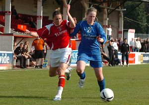 FA Nationwide Women's Premier League - Charlton Athletic v Birmingham City