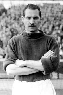 Gil Merrick, Birmingham City goalkeeper