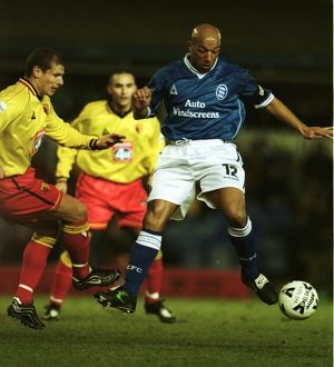 Nationwide League Division One - Birmingham City v Watford