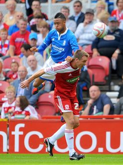 npower Football League Championship - Middlesbrough v Birmingham City - Riverside Stadium