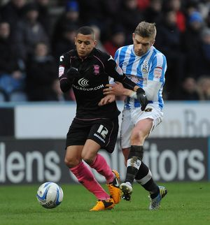 npower Football League Championship - Huddersfield United v Birmingham City - John Smith's Stadium